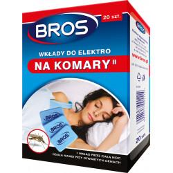 Bros - Wkłady do elektrofumigatora na...