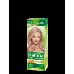 Joanna Naturia farba 208 - różany blond