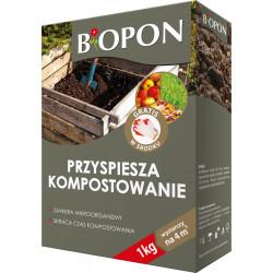 Biopon - Preparat przyspieszający...