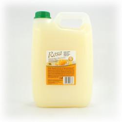 Mydło w płynie Rosa 5l mleko & miód