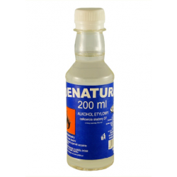 Denaturat 200ml D7 70% bezbarwny...