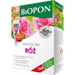 Biopon - Nawóz do róż granulat 1kg