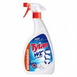 Płyn do mycia WC Tytan bakteriobójczy...