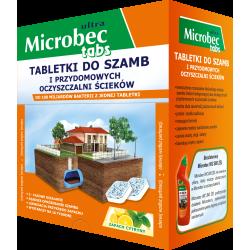 Bros-Microbec ultra tabletki do szamb...