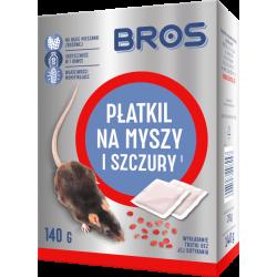 Bros--płatkil na myszy i szczury 7 x...