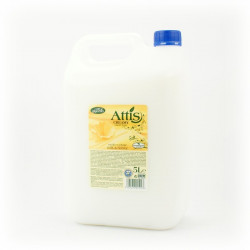 Mydło w płynie Attis 5l honey & milk