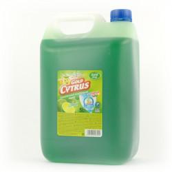Płyn do naczyń Gold Cytrus 5l lemon...