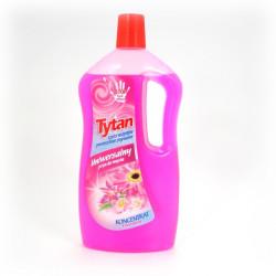 Płyn uniwersalny Tytan 1l-kwiatowy