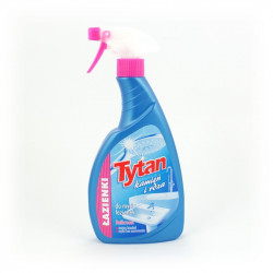 Płyn do łazienek Tytan 0,5l rozpylacz