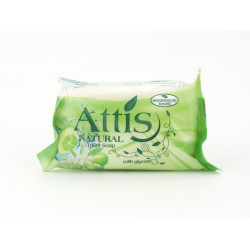 Mydło Attis 100g natural