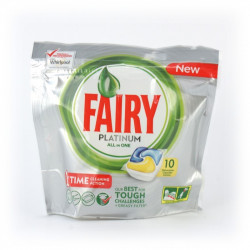 Tabletki do zmywarek Fairy 10szt....