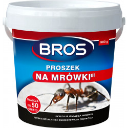 Bros - Proszek na mrówki 500g