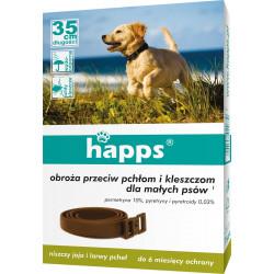 Happs obroża przeciw pchłom i...