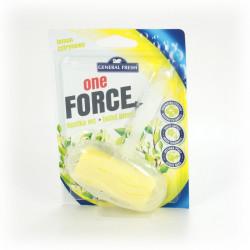 Kostka WC General Fresh koszyk 40g Lemon